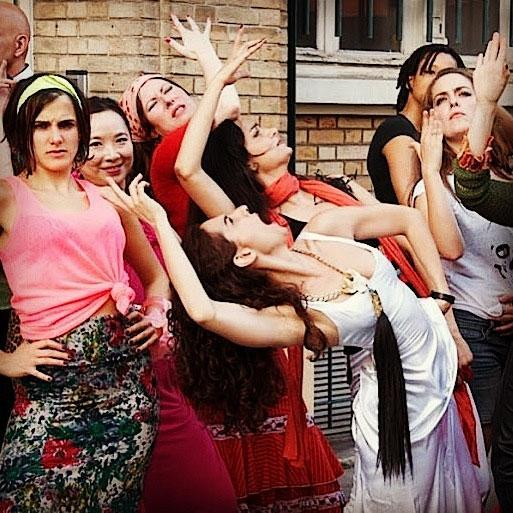 FLAMENCO WORKSHOP  WITH YALDA YOUNES